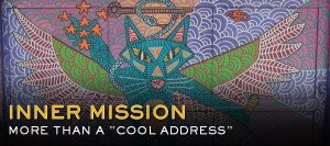 Inner Mission: More than a cool address