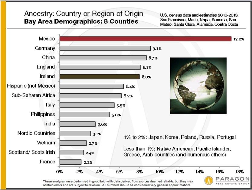 Bay Area Demographics